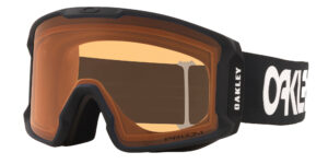Oakley Line Miner XL - Factory Pilot Black - Prizm Snow Persimmon - OO7070-67 - 888392469205