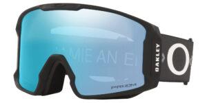 Oakley Line Miner XL - Jamie Anderson - Harmony Vibes Black - Prizm Snow Sapphire - OO7070-79 - 888392471895