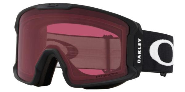 Oakley Line Miner XL - Matte Black - Prizm Snow Dark Grey - OO7070-72 - 888392469250