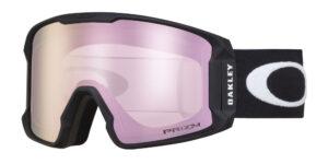 Oakley Line Miner XL - Matte Black - Prizm Snow Hi Pink - OO7070-06 - 888392175441