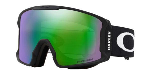 Oakley Line Miner XL - Matte Black - Prizm Snow Jade - OO7070-71 - 888392469243