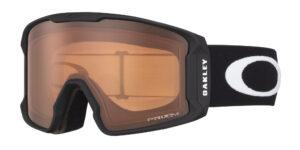 Oakley Line Miner XL - Matte Black - Prizm Snow Persimmon - OO7070-57 - 888392447258