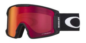 Oakley Line Miner XL - Matte Black - Prizm Snow Torch - OO7070-02 - 888392175403