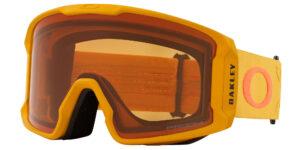 Oakley Line Miner XL - Prizm Icon Mustard Orange - Prizm Snow Persimmon - OO7070-59 - 888392466495