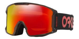 Oakley Line Miner XL - Scotty James - Crystal Black - Prizm Snow Torch - OO7070-80 - 888392471901
