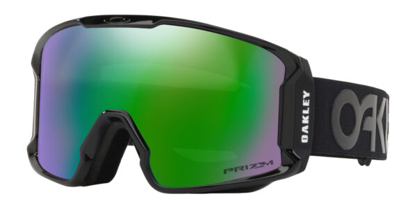 Oakley Line Miner XM - Factory Pilot Blackout - Prizm Snow Jade - OO7093-12 - 888392334350