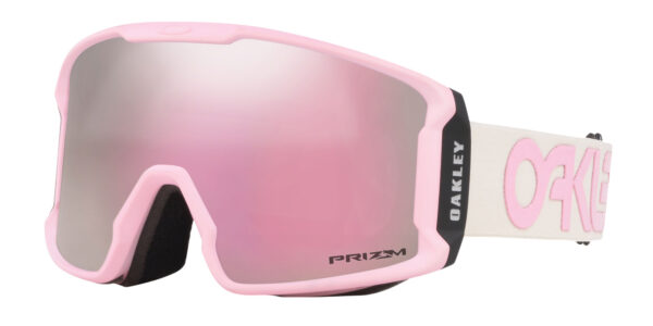 Oakley Line Miner XM - Factory Pilot Progression - Prizm Snow HI Pink - OO7093-23 - 888392406064