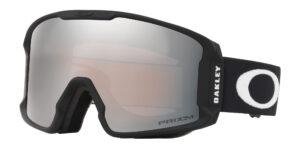 Oakley Line Miner XM - Matte Black - Prizm Snow Black - OO7093-02 - 888392334251
