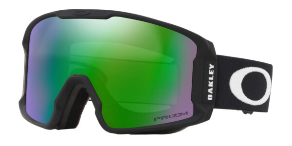 Oakley Line Miner XM - Matte Black - Prizm Snow Jade - OO7093-39 - 888392470614