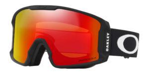 Oakley Line Miner XM - Matte Black - Prizm Snow Torch - OO7093-04 - 888392334275