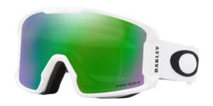 Oakley Line Miner XM - Matte White - Prizm Snow Jade - OO7093-08 - 888392334312