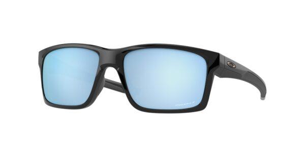 Oakley Mainlink XL - Polished Black - Prizm Deep Water Polarized - OO9264-4761 - 888392428394