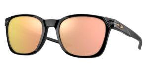 Oakley Ojector - Polished Black - Prizm Rose Gold Polarized - OO9018-0655 - 888392562029