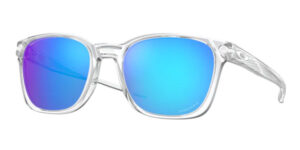 Oakley Ojector - Polished Clear - Prizm Sapphire - OO9018-0255 - 888392561985