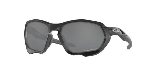 Oakley Plazma - Matte Black - Prizm Black Polarized - OO9019-0659 - 888392555984
