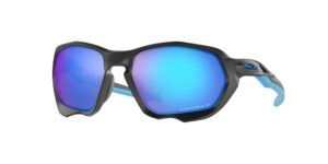 Oakley Plazma - Matte Black - Prizm Sapphire Polarized - OO9019-0859 - 888392556004