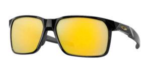 Oakley Portal X - Polished Black - Prizm 24K Polarized - OO9460-1559 - 888392562395