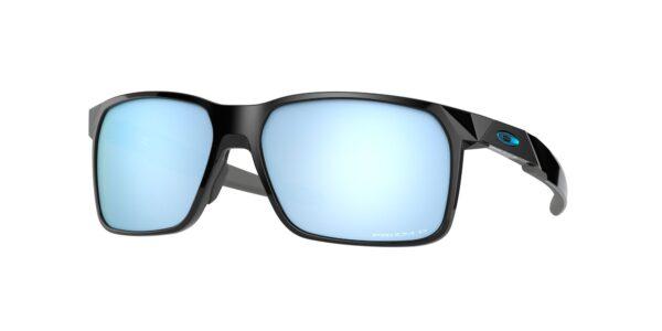 Oakley Portal X - Polished Black - Prizm Deep Water Polarized - OO9460-0459 - 888392470683