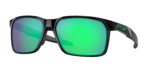 Oakley Portal X - Polished Black - Prizm Jade - OO9460-1859 - 888392562425