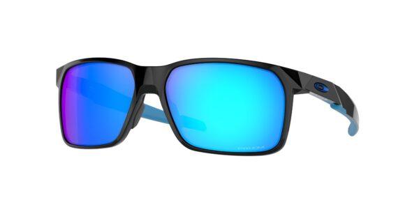 Oakley Portal X - Polished Black - Prizm Sapphire - OO9460-1259 - 888392545572