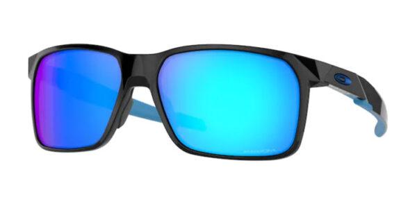 Oakley Portal X - Polished Black - Prizm Sapphire - OO9460-1659 - 888392562401
