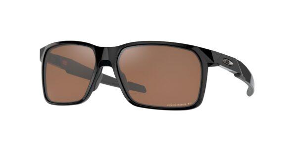 Oakley Portal X - Polished Black - Prizm Tungsten Polarized - OO9460-1359 - 888392545589