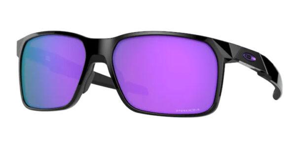 Oakley Portal X - Polished Black - Prizm Violet - OO9460-0759 - 888392489517