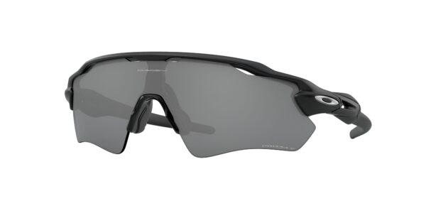 Oakley RadarEV - Path - Matte Black - Prizm Black Polarized - OO9208-5138 - 888392280015