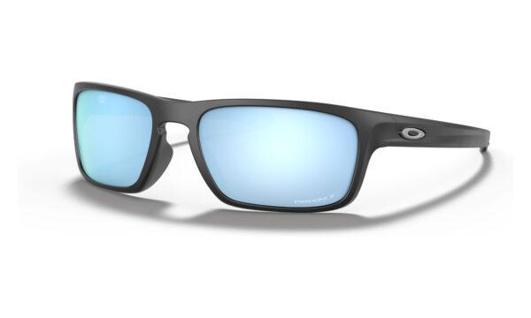 Oakley Sliver Stealth - Matte Black - Prizm Deep Water Polarized - OO9408-0756 - 888392338617