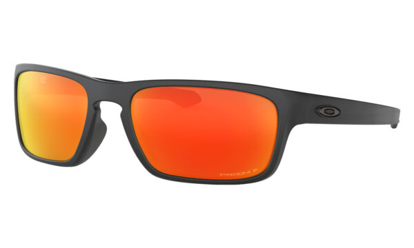 Oakley Sliver Stealth - Matte Black - Prizm Ruby Polarized - OO9408-0656 - 888392338600