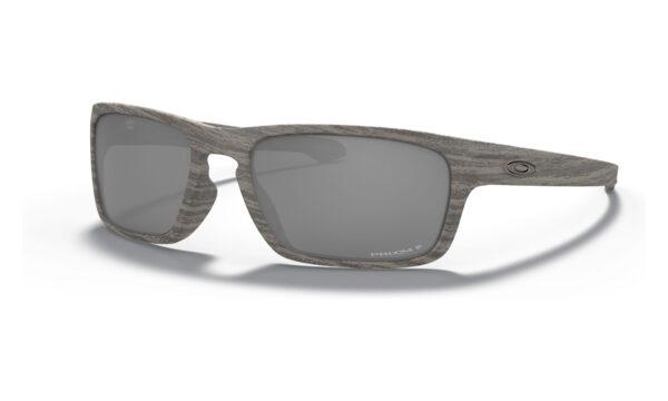 Oakley Sliver Stealth - Woodgrain - Prizm Black Polarized - OO9408-1356 - 888392460356