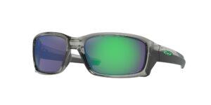 Oakley Straightlink - Grey Ink - Prizm Jade - OO9331-2858 - 888392545558