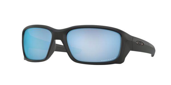 Oakley Straightlink - Matte Black - Prizm Deep Water Polarized - OO9331-05 - 888392228901