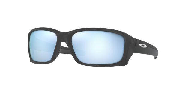 Oakley Straightlink - Matte Black Camo - Prizm Deep Water Polarized - OO9331-2958 - 888392555403