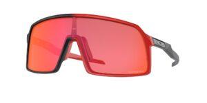 Oakley Sutro - Matte Black Redline - Prizm Trail Torch - OO9406-5137 - 888392554345