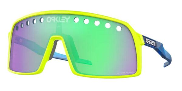 Oakley Sutro - Matte Retina Burn - Prizm Road Jade - OO9406-6137 - 888392562715