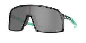 Oakley Sutro - Polished Black / Celeste - Prizm Black - OO9406-3237 - 888392531018