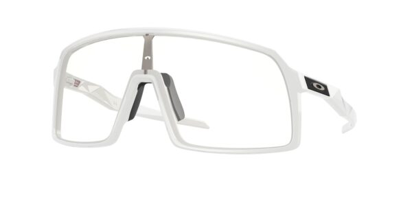 Oakley Sutro - Polished White - Clear - OO9406-5437 - 888392555304