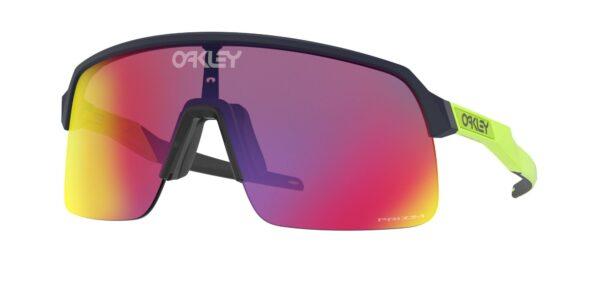 Oakley Sutro Lite - Origins Collection - Matte Navy / Matte Retina Burn - Prizm Road - OO9463-0939 - 888392489661