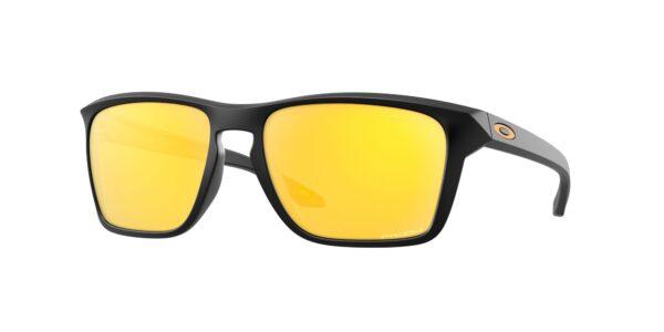 Oakley Sylas - Matte Black - Prizm 24K Polarized - OO9448-1557 - 888392503015