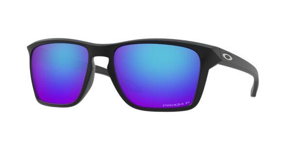 Oakley Sylas - Matte Black - Prizm Sapphire Polarized - OO9448-1257 - 888392498441