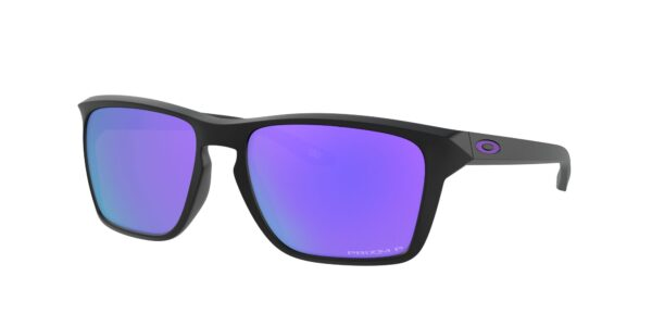 Oakley Sylas - Matte Black - Prizm Violet Polarized - OO9448-1357 - 888392498458