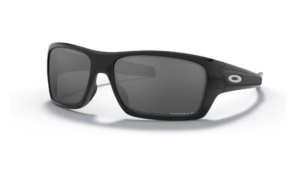 Oakley Turbine - Polished Black - Prizm Black Polarized - OO9263-4163 - 888392280046