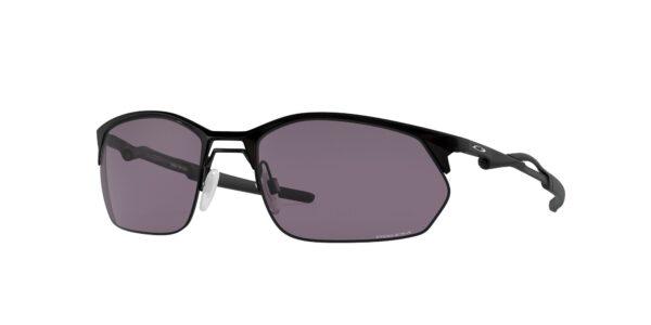 Oakley Wire Tap 2.0 - Satin Black - Prizm Grey - OO4145-0160 - 888392558084
