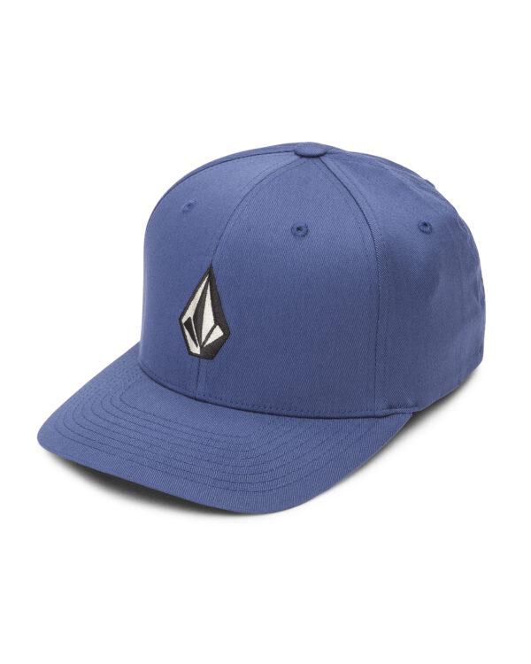 Volcom Full Stone - Flex Fit Cap - Smokey Blue - D5532101